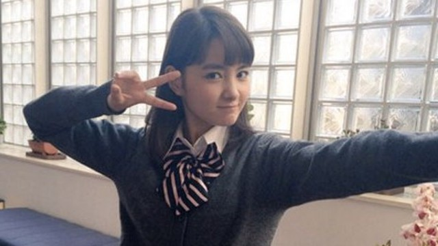 注目の若手女優・葵わかな、キュートな女子高生ぶりが話題に 11.10 ... 注目の若手女優・葵
