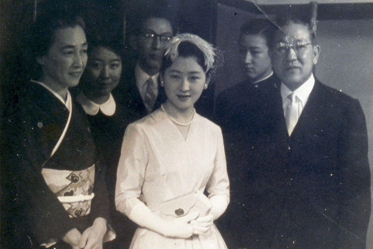美智子様 結婚式