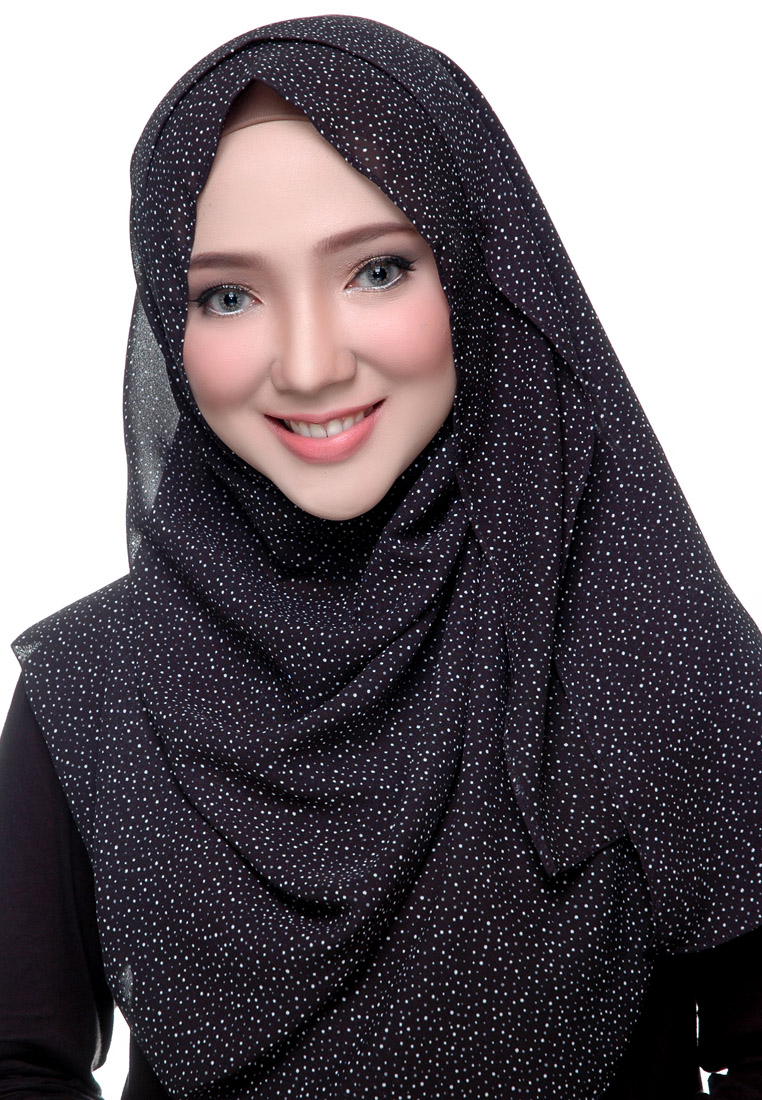 Diindri Hijab Shop Line Jilbab Pashmina Beauty Dust