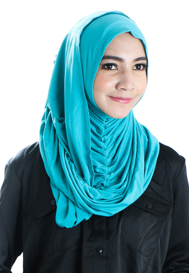 Diindri Hijab jilbab Instan Riry Tosca .