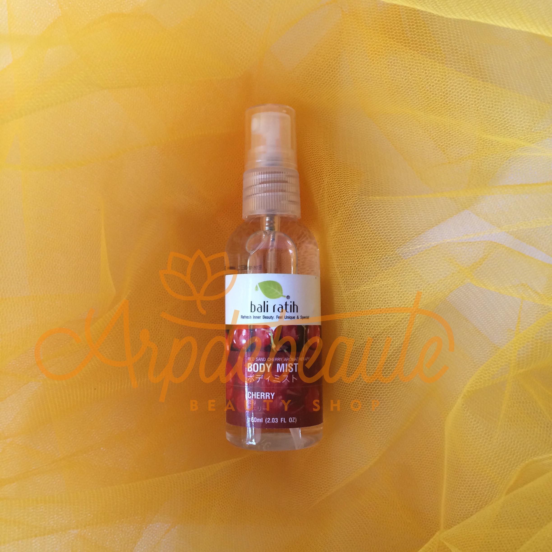 Slow Ujian Shop Line Body Lotion Bali Ratih Mist Cherry