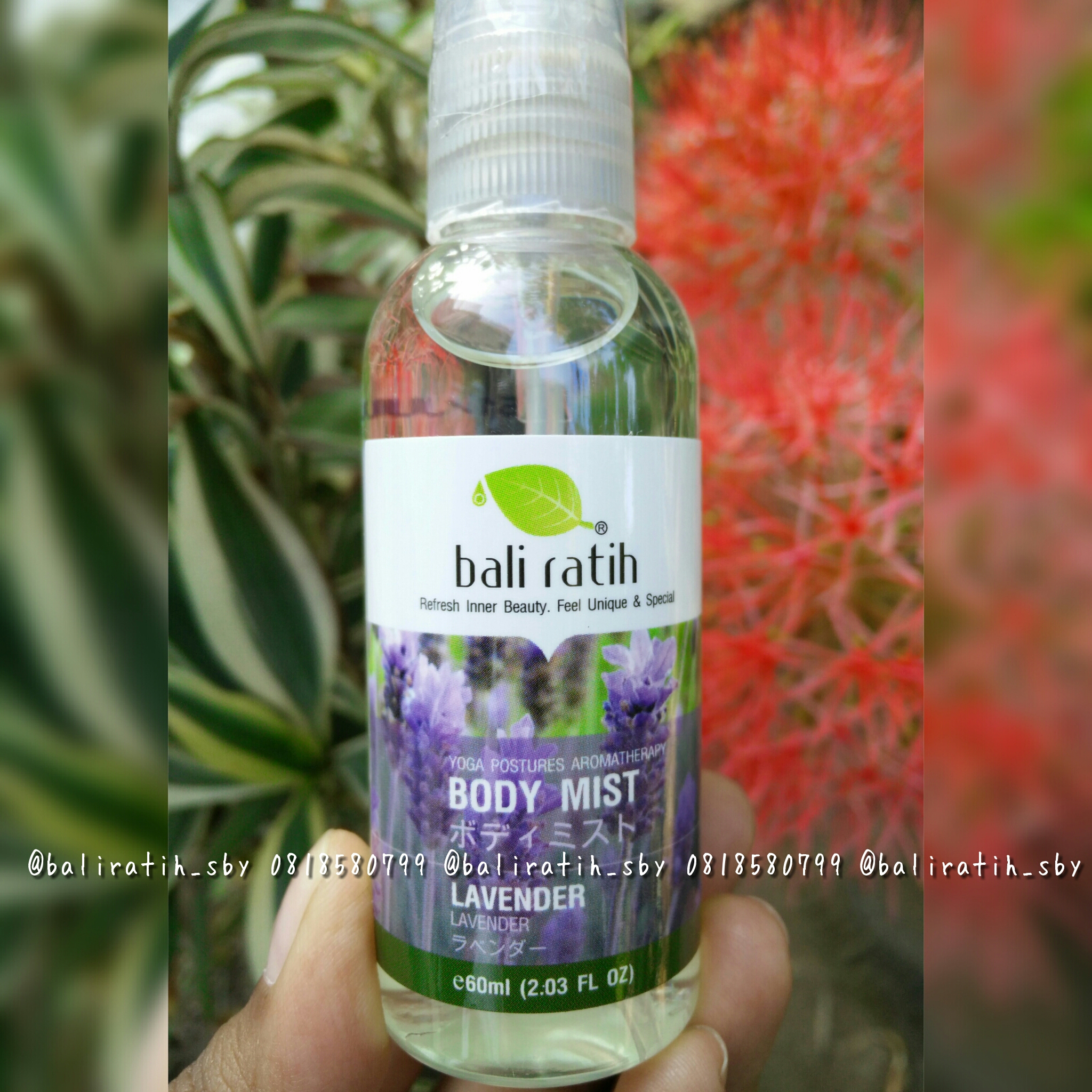 ... Paket Bali Ratih Body Mist 3pc White Musk 60 ml Source Body Mist