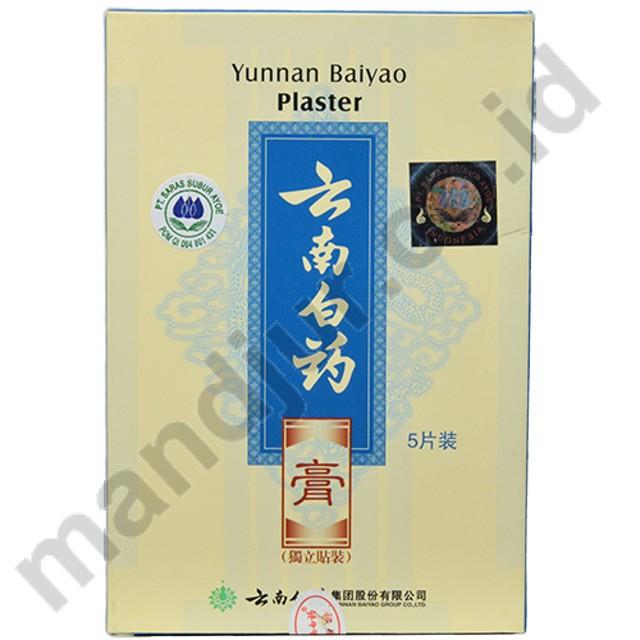 yunnan baiyao diversification