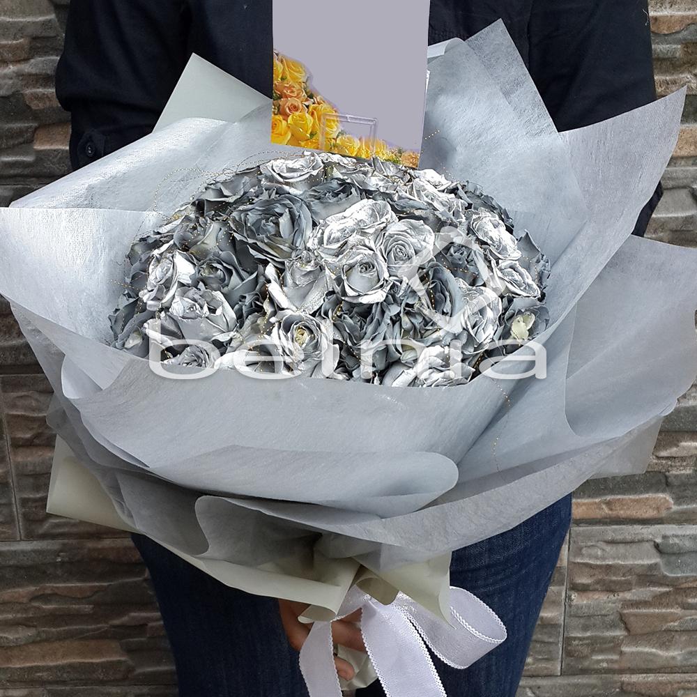 Belnia Shop Line Biji Bubuk Kopi Betina Warung Tinggi Premium Blended Coffee 250 Gram Hand Bouquet Fresh Rose Flower Buket Bunga Segar Tangan Mawar Silver Perak Abadi Lamaran Tunangan
