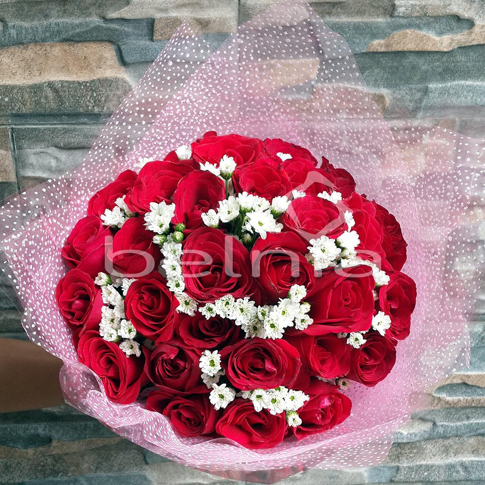 Belnia Shop Line Biji Bubuk Kopi Betina Koffie Warung Tinggi Premium Blended Coffee 500 Gram Hand Bouquet Fresh Rose Flower Buket Bunga Segar Tangan Mawar Valentine Tunangan Terima Kasih Wisuda