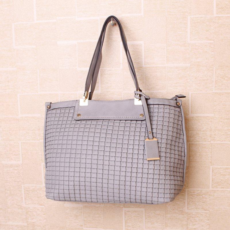Gannise JB 10416 Gray Tas Wanita Import Branded - Tas Korea   Hongkong 85b6c62c90