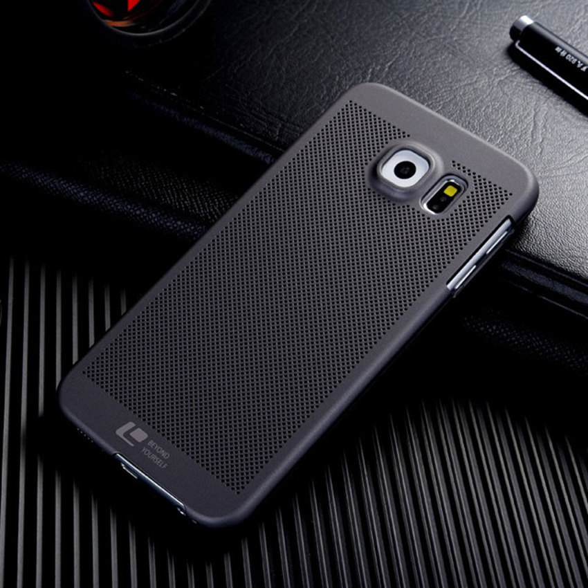 Loopee Air Hard Case for Samsung Galaxy J5 J510 2016 Casing Cover - Hitam