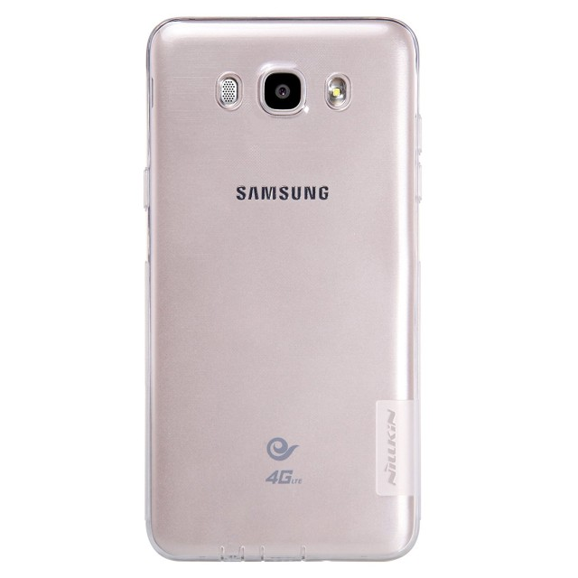 Nillkin Nature TPU Soft Case Samsung Galaxy J7 2016 Casing Cover - Transparan: Rp 109.000
