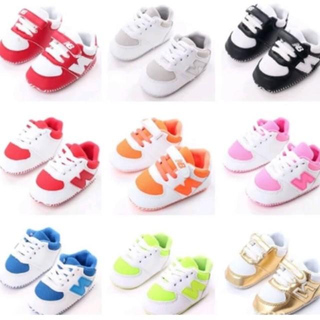 Prewalker Sepatu Bayi New Balance Sport  Rp 57.000 1e24c897a5