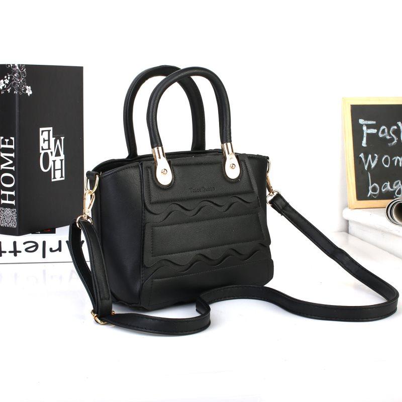JB21724SN Black Tas Wanita Import Korea - Hongkong b93607c7b7