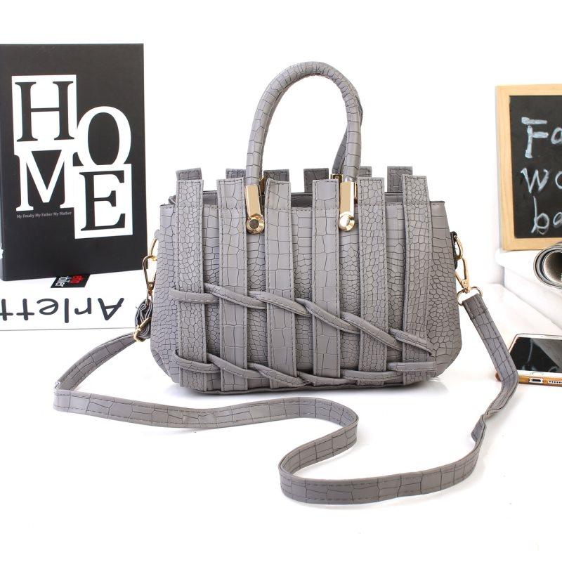 JB21725SN Gray Tas Wanita Import Korea - Hongkong 6e819d9d05