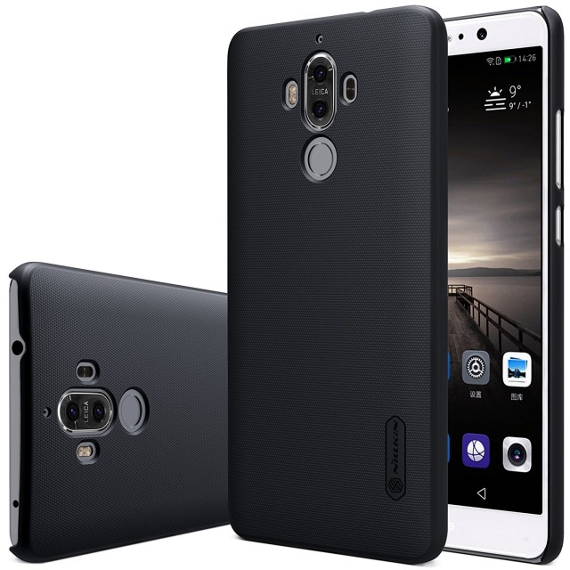 Nillkin Frosted Hard Case Huawei Mate 9 - Casing Cover - Hitam: Rp 127.000 Rp 92.000