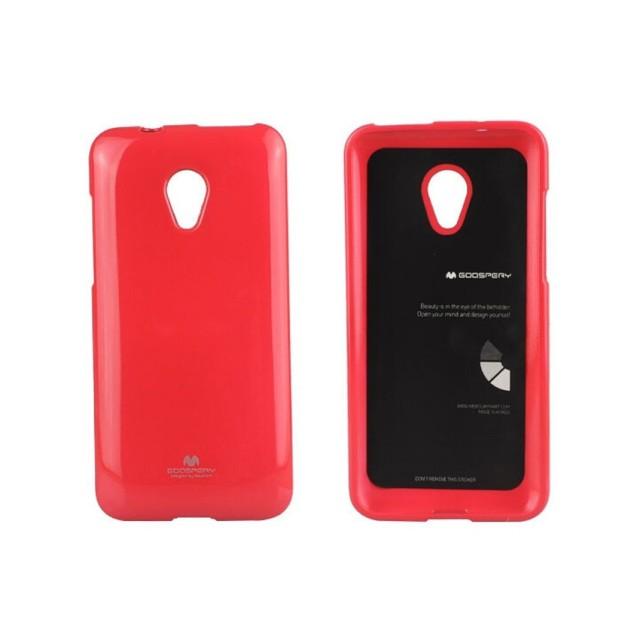 Mercury Jelly TPU Soft Case Oppo Joy - Pink Tua: Rp 110.000 Rp 74.000