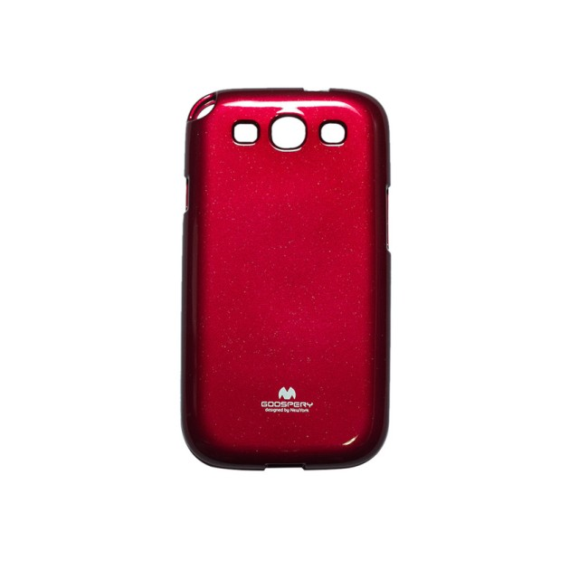 Mercury Jelly TPU Soft Case Samsung Galaxy S3 - Merah: Rp 110.000 Rp 74.000