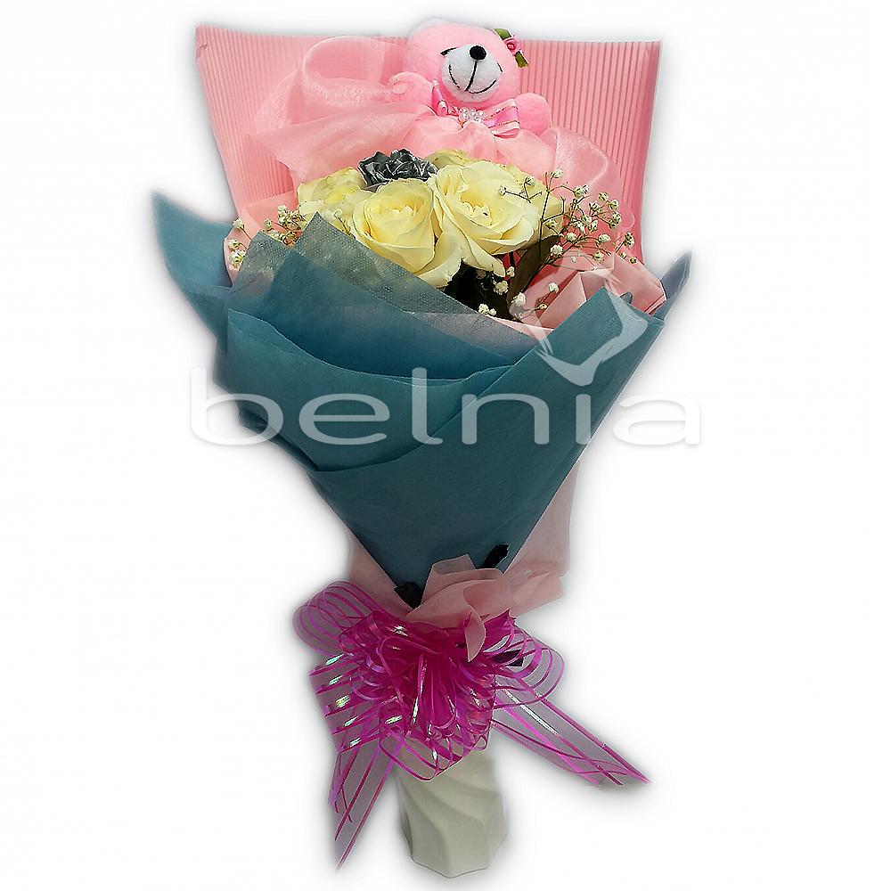 Belnia Shop Line Biji Bubuk Kopi Betina Warung Tinggi Premium Blended Coffee 250 Gram Hand Bouquet Fresh Flower Buket Bunga Segar Tangan Beary Princess 6 Rose Mawar Birthday Valentine