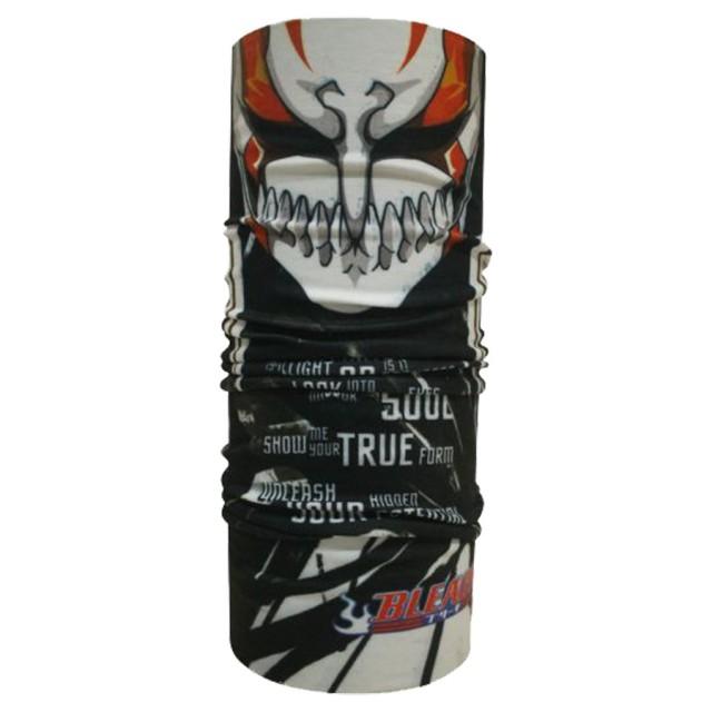 CK Bandana 1608002 Buff Masker Multifungsi Motif Ichigo Hollow: Rp 50.000