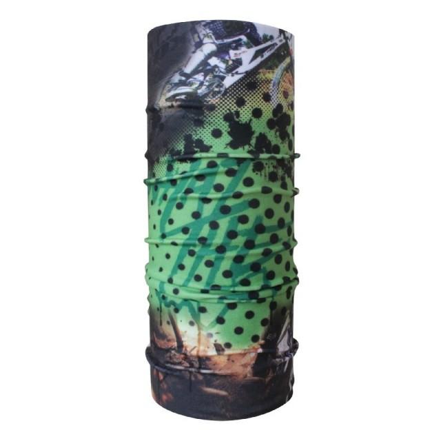 ... CK Bandana 1407018 Buff Masker Multifungsi Motif Fox Rp 50 000
