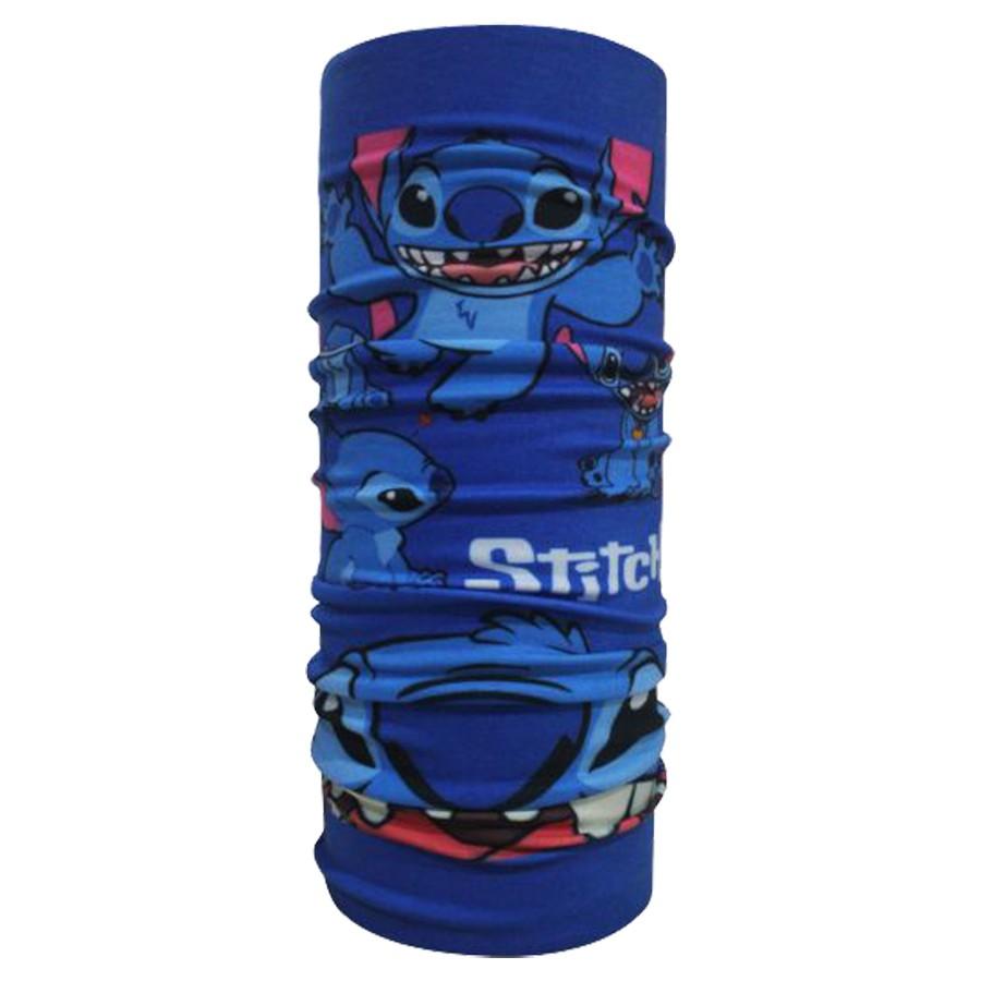 CK Bandana 1607005 Buff Masker Multifungsi Motif Stitch