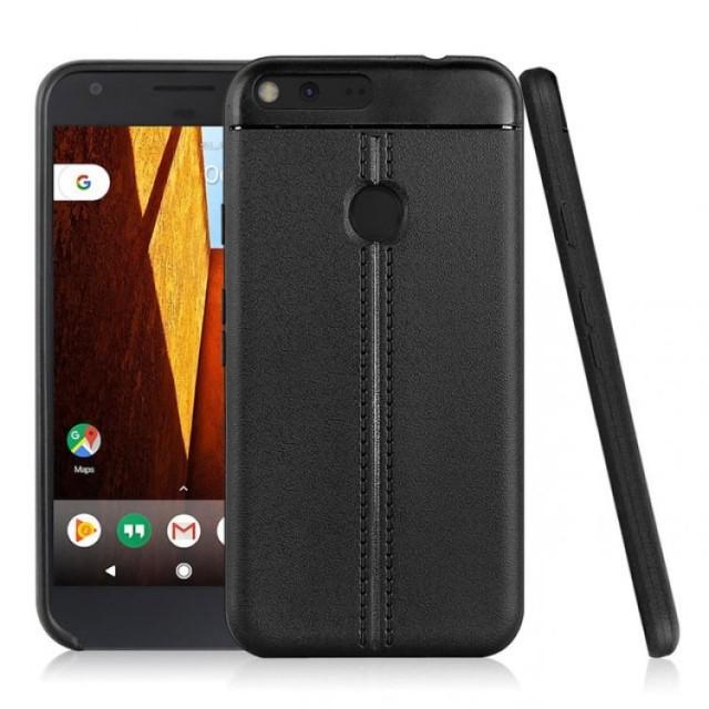 Imak Vega TPU Soft Case Casing Cover for Google Pixel - Hitam: Rp 200.000 Rp 159.000