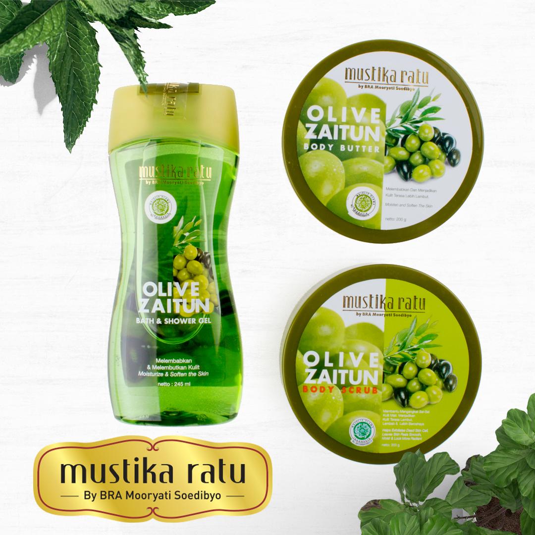 Mustikaratuind Shop Line Paket Body Lotion Dan Shower Gel Care Mustika Ratu 6 Varian Get Pouch