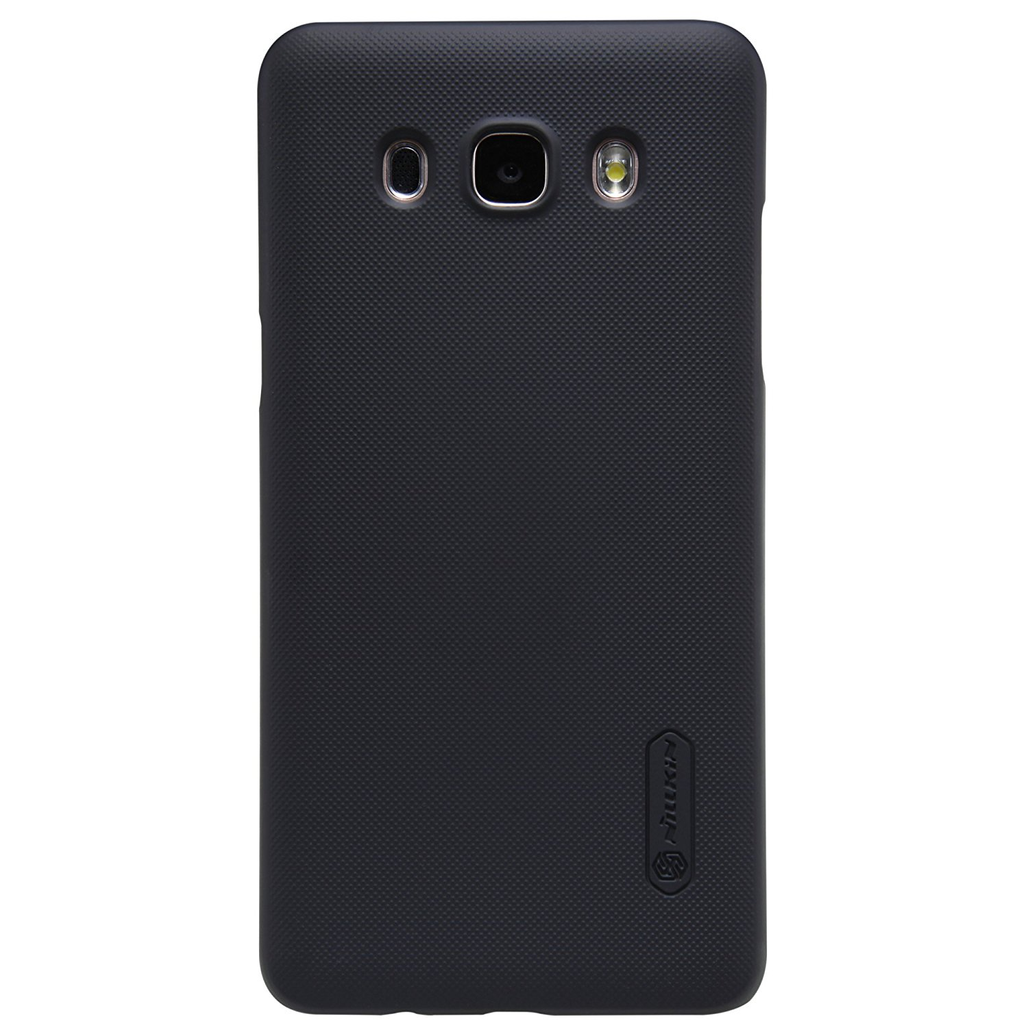 Nillkin Frosted Hard Case Samsung Galaxy J5 2016 Casing Cover - Hitam