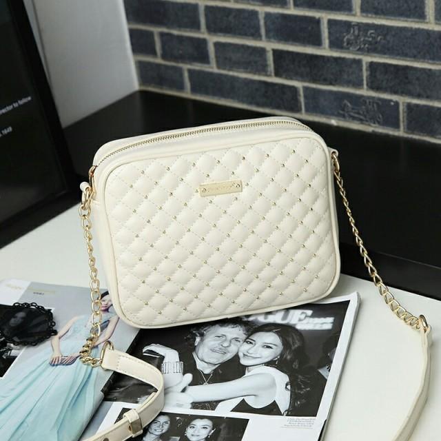 Tas Jims Honey Tingting Bag White: Rp 129.000