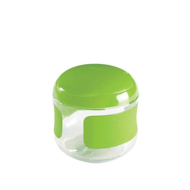 Oxo Tot Flip-Top Snack Cup Green: Rp 99.000