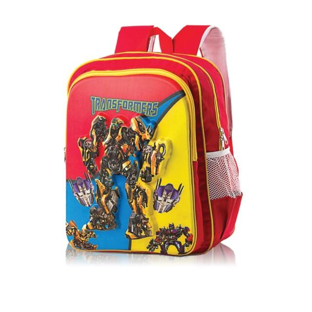 Tas Anak Transformer Merah Kuning Bahan D 300 3D Original Inficlo Sum 321: Rp 206.000 Rp 129.780