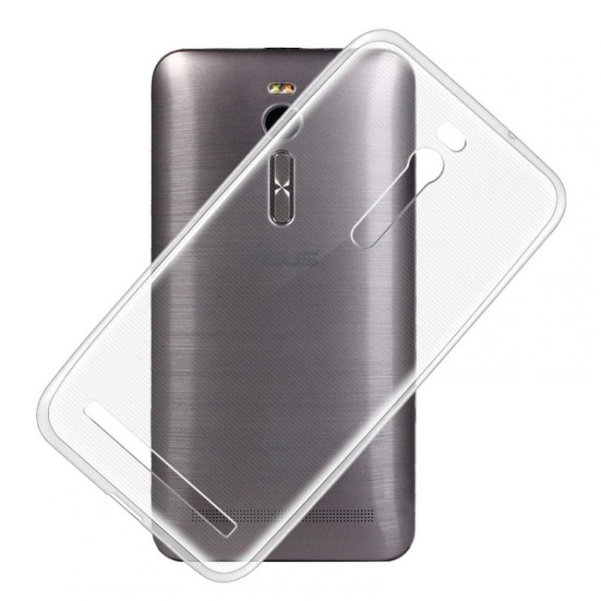 OEM Ultra Thin TPU Soft Case Casing Cover Asus Zenfone 2 5 0 .