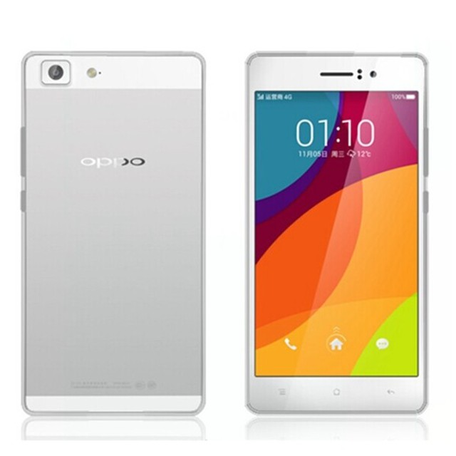 OEM Ultra Thin TPU Soft Case Casing Cover Oppo R5 - Transparan: Rp 50.000 Rp 29.000
