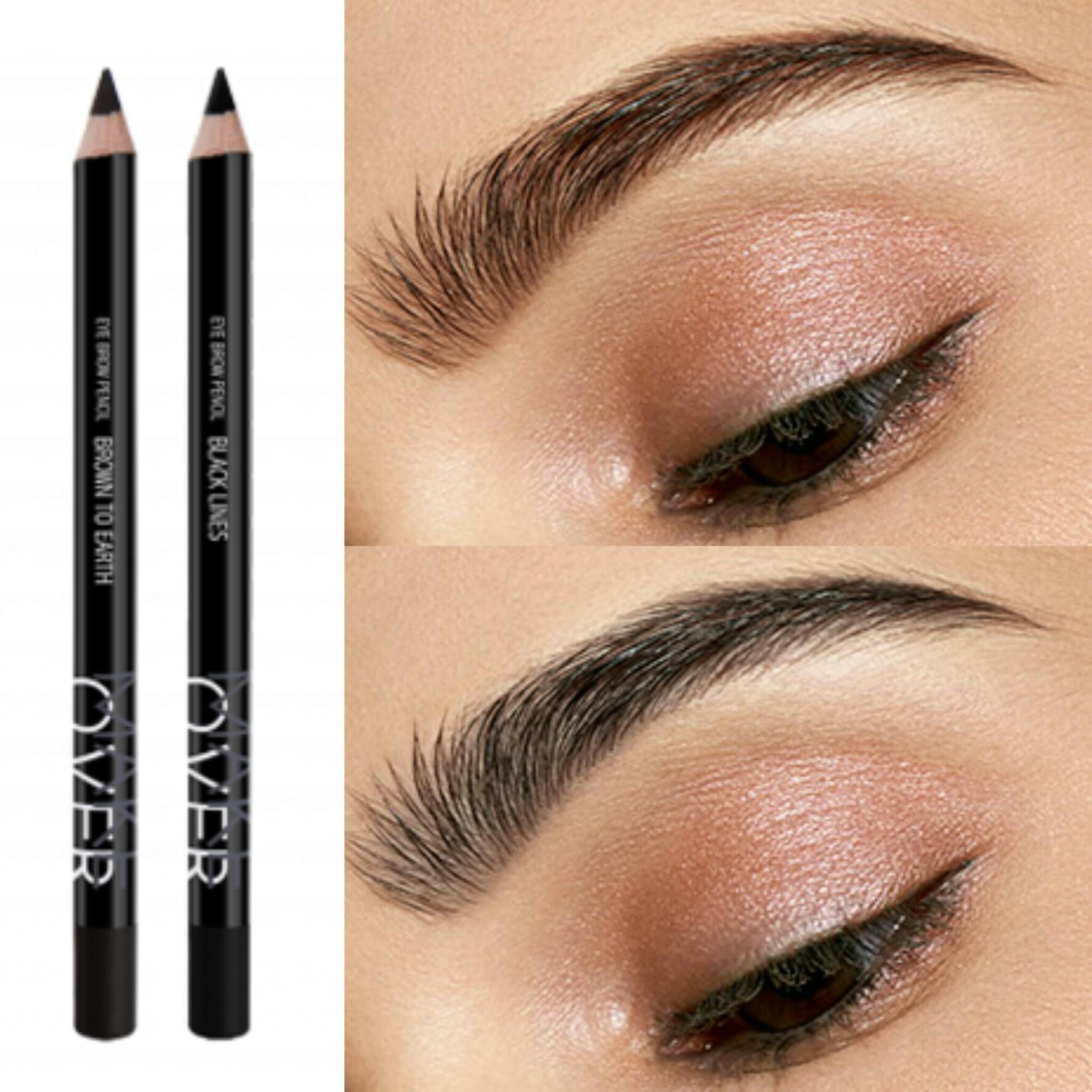 Make Over Eyebrow Pencil Daftar Update Harga Terbaru Indonesia