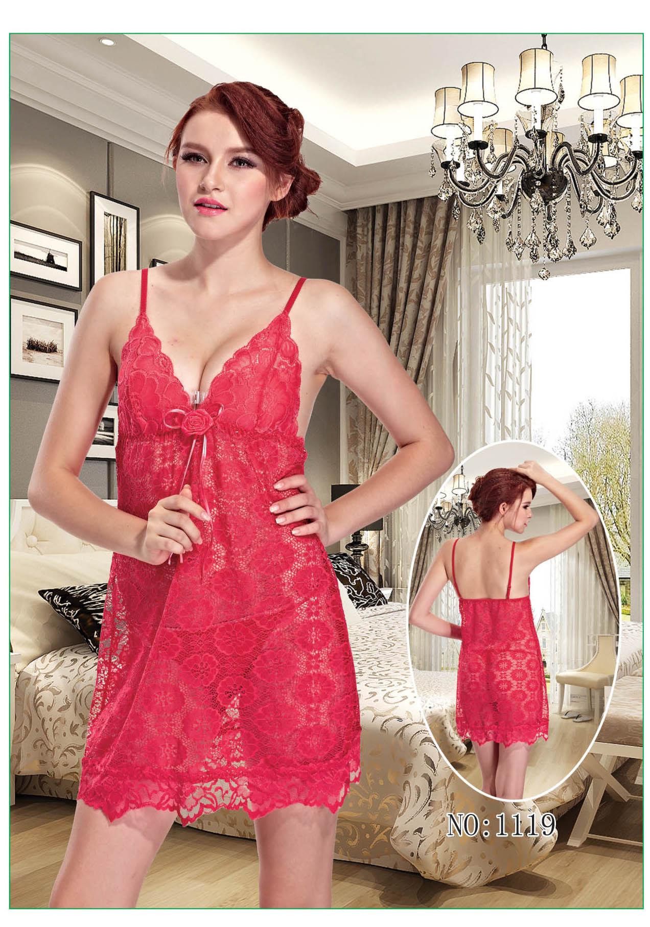 Gudang Baju Tidur Shop Line Lingerie Seksi Model 7 Seserahan Sexy Pakaian Dalam 7172498 Hotpink