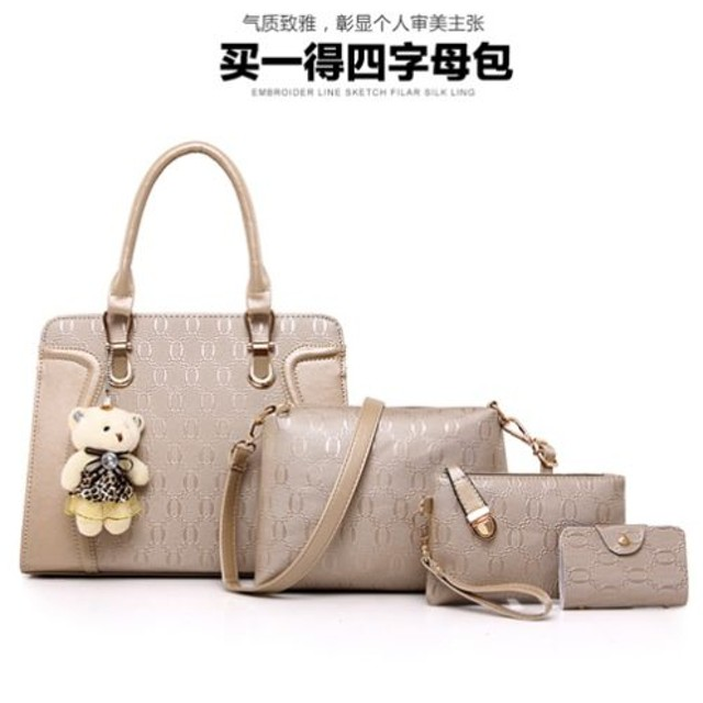 Tas Fashion Import 4in1 Serie 3 Gold  Rp 550.000 Rp 150.000 d8127f691d