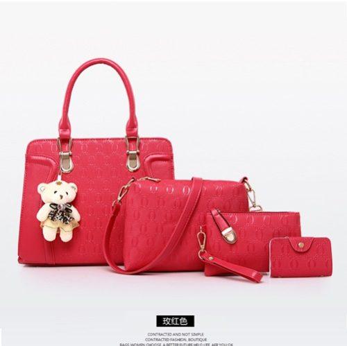Tas Fashion Import 4in1 Serie 3 Rose ae96ef417c