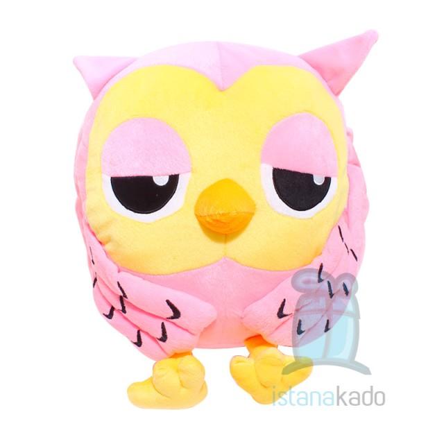 Boneka Burung Hantu Binatang Roumang Owl  Rp 184.200 Rp 127.000 aa48ee49cb