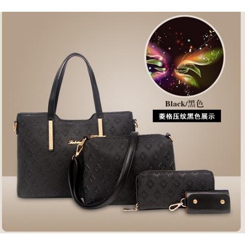 Tas Import New 4in1 Serie 5 Black 5c85b25134