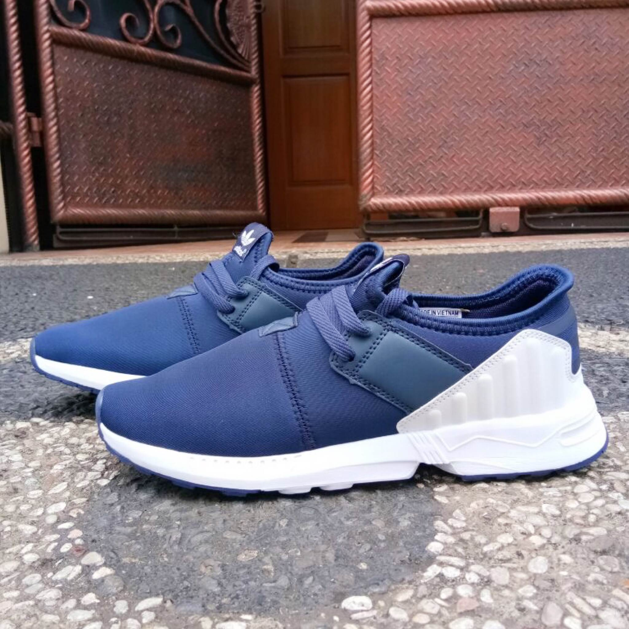 4a1dc88c0 denmark sepatu pria sneakers adidas zx flux plus man grade ori 8db5b 64b93