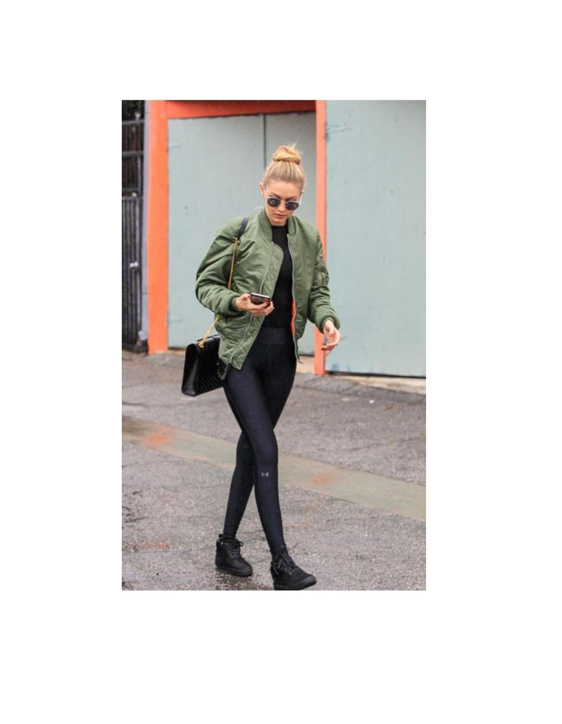 Top Fashion Shop Line Jaket Bomber Waterproof Pilot Army Wanita Anti Air Flight Jacket Jeket Premium High Quality Cewek