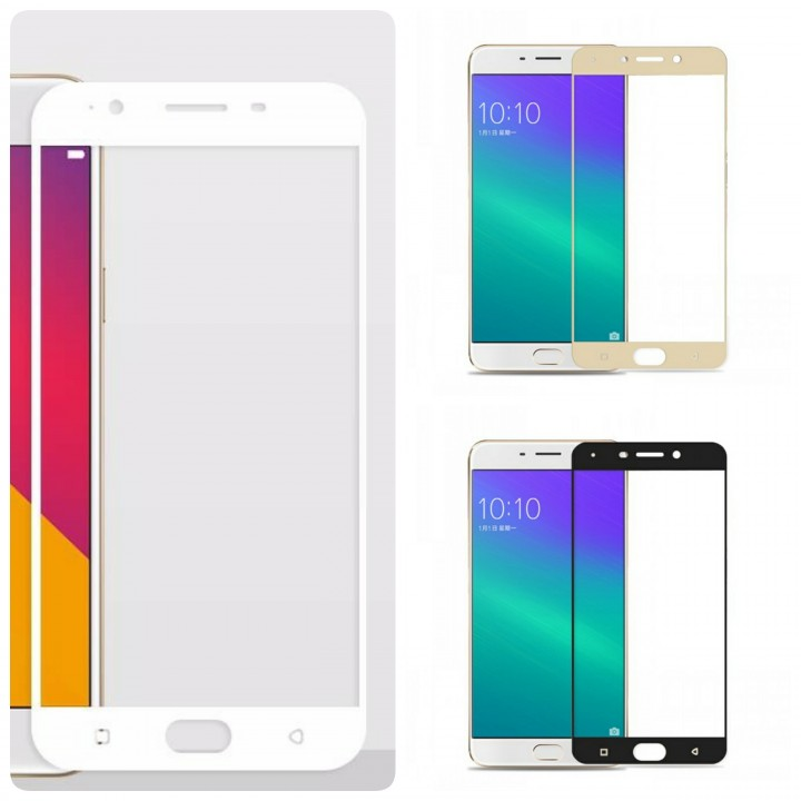 Tempered Glass Color Xiaomi Redmi 4x Anti Gores Kaca Warna
