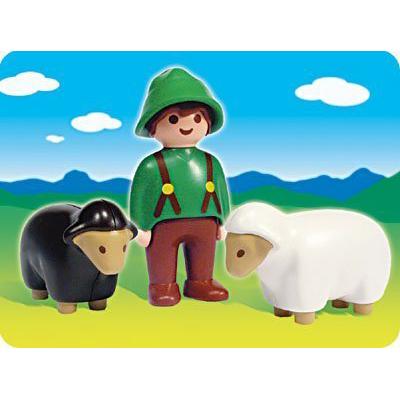 Playmobil 摩比 6731 小小牧羊童