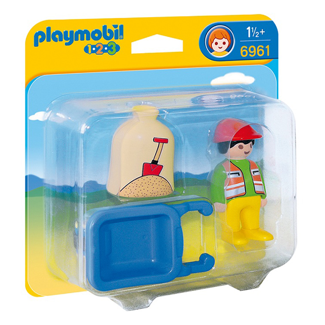 Playmobil 摩比 6961 小農夫