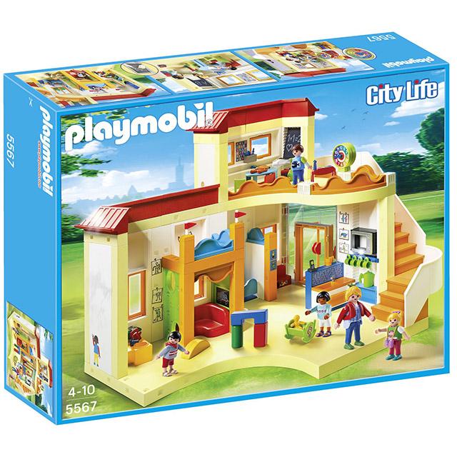 Playmobil 摩比 5567 幼稚園