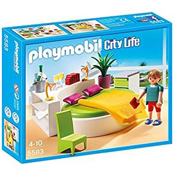 Playmobil 摩比 5583 臥室