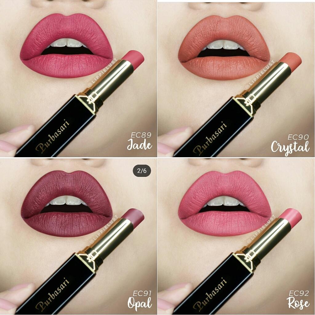 Harga Lipstik Purbasari Termurah 2018 0483436 Pikachu Mania Round Plush Wink 38505e Seveneighthings Shop Line Matte Lipstick