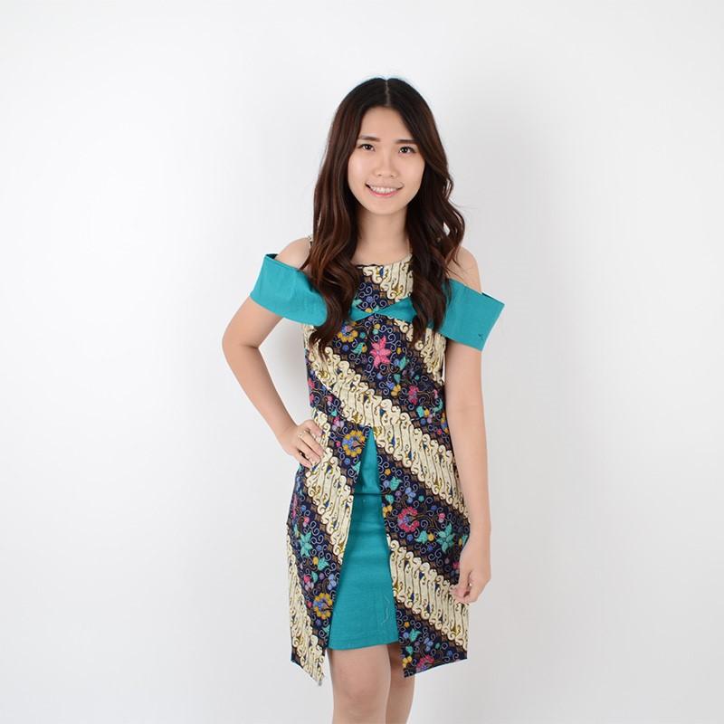 De Voile Batik Modern Wanita Sab cm Vika ds (Tosca) 4c6540599d