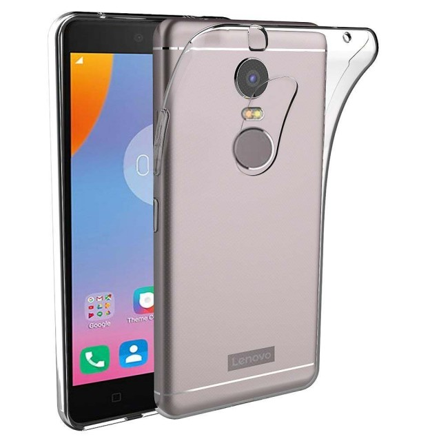 Ume TPU Soft Case Casing Cover for Lenovo K6 Note - Abu-abu: Rp 80.000 Rp 59.000 · Cameron Tempered Glass ...