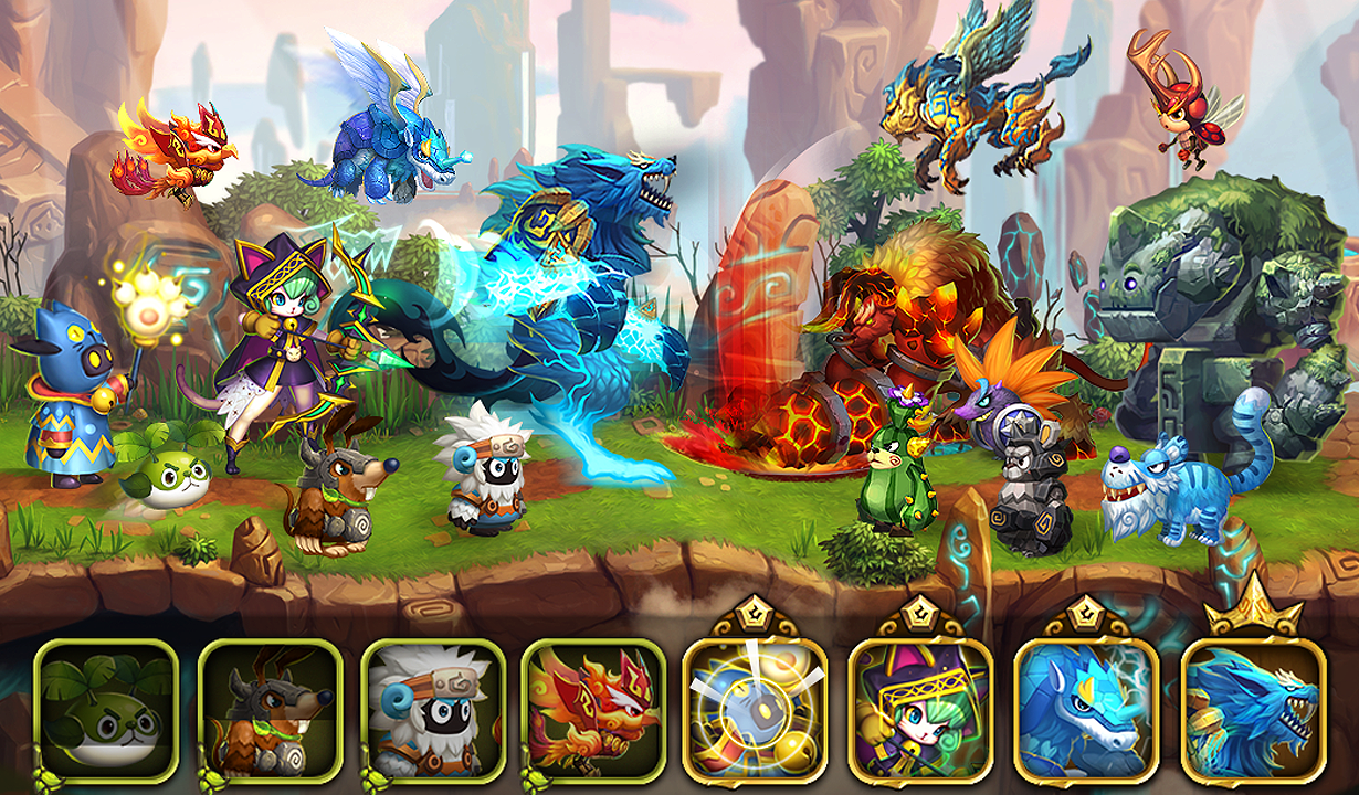 Monster evolution: hit and smash - Apps on Google Play