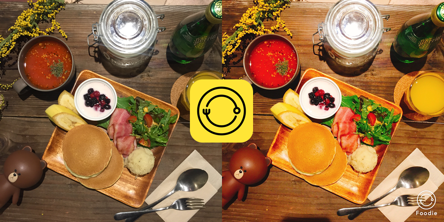 【foodie】introducing Quot Foodie Quot Dedicated Camera App For Food