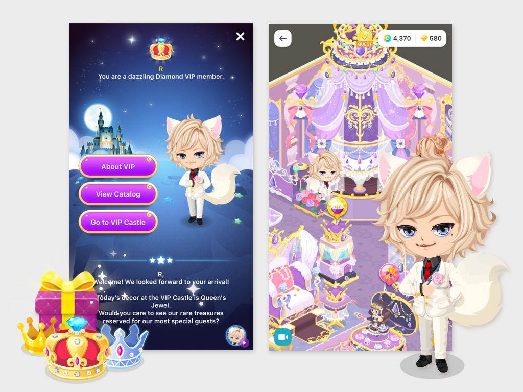 Line playvirtual avatar community app with over 30 million users make new furry friends stopboris Gallery