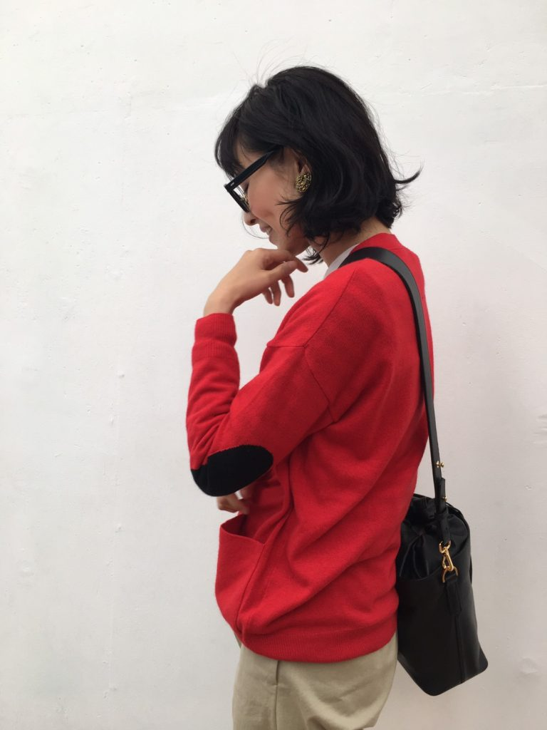 c8f5cea027ef3 UNIQLO UとIDEE POOL いろいろの服「冬の赤ワンピ」 (LEE) - LINE ...